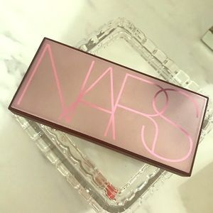 Nars eyeshadow palette limited